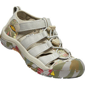 Keen Newport H2 Sandaler Børn, beige/oliven